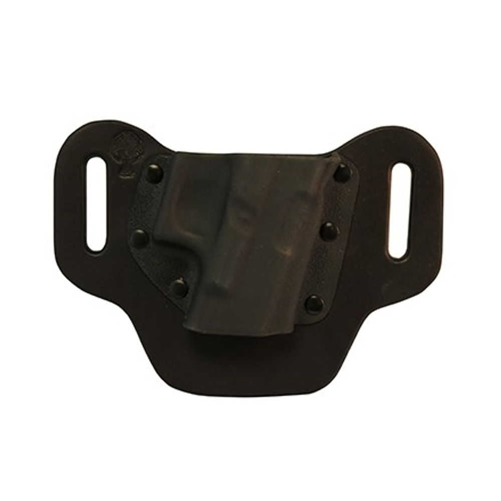 Crossbreed Holsters DropSlide OWB Holster Black Right Hand fits Springfield  Armory XDS Pistols