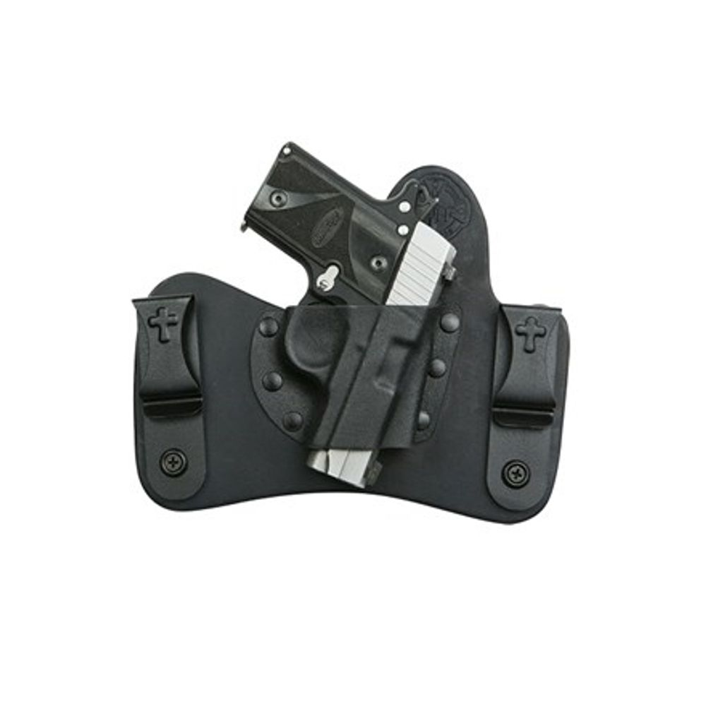 Crossbreed Holsters MiniTuck IWB Holster Black Right Hand fits Walther PPS  Pistols