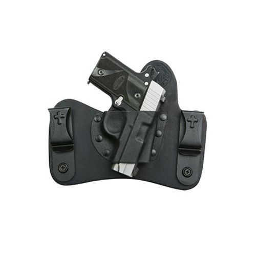 Crossbreed Holsters MiniTuck IWB Holster Black Right Hand fits Springfield  Armory XDS Pistols