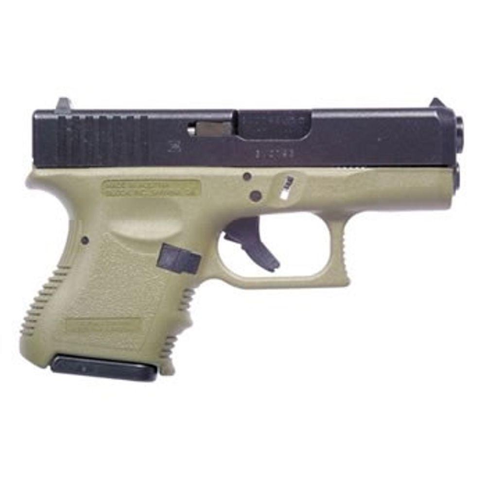GLOCK 26 Gen4 9mm Subpcompact 10+1 Pistol - DEGuns