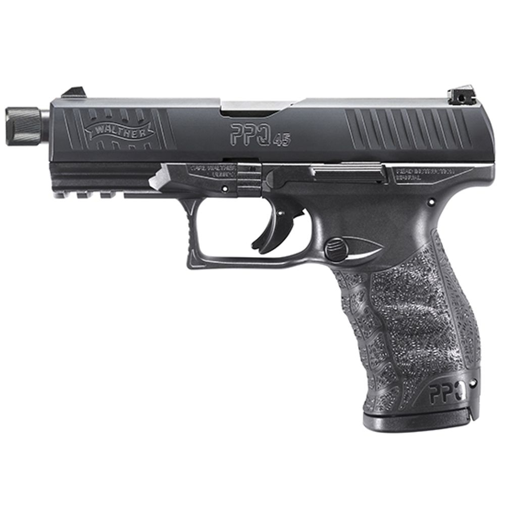 Walther PPQ SD M2 Striker Fired Full Size 45 ACP 4 9