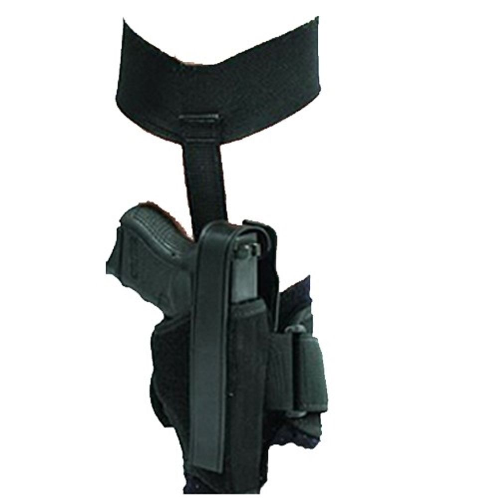 Blackhawk Ankle Holster Right Hand Size 12 - Fits GLOCK 26