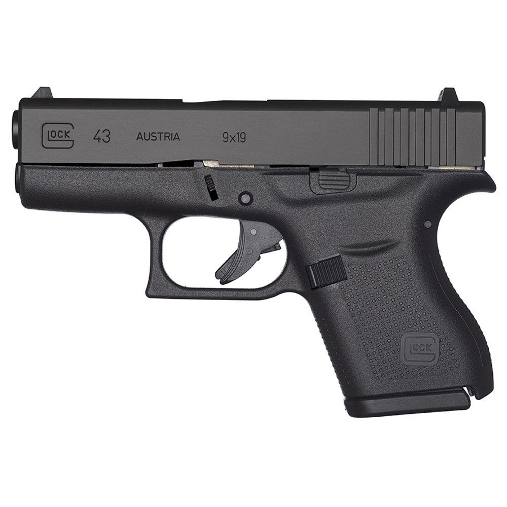 Glock 43 G43 9mm single stack Pistol - PI4350201