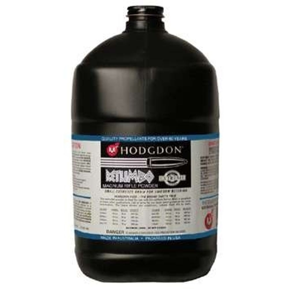 Hodgdon HPC Retumbo Rifle Powder 8 Pound Keg - DEGuns