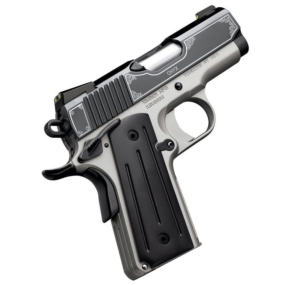 Kimber America Onyx Ultra II  45 ACP 1911 Handgun - 3200307