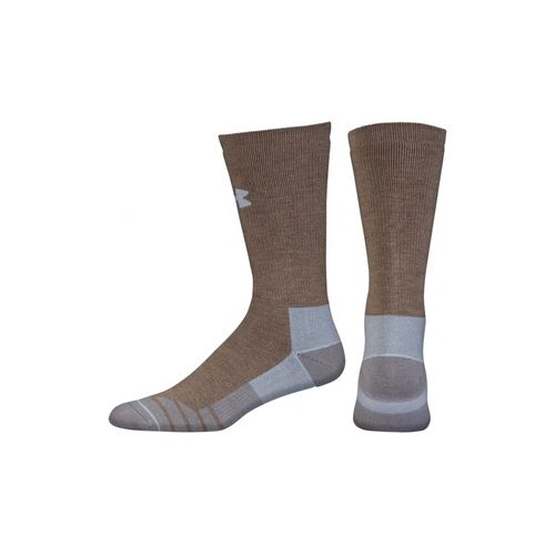 ad2842ac20 Under Armour Men's Hitch Heavy 3.0 Boot Socks - Hearth Stone/Steel