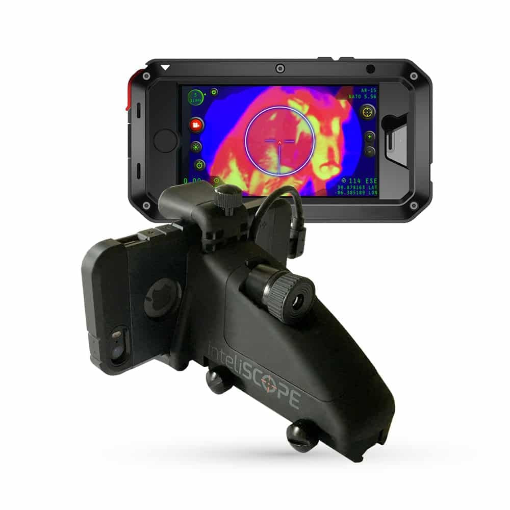 Seek Thermal Camera >> Inteliscope Pro Seek Thermal Imaging Camera For Apple Phones Deguns