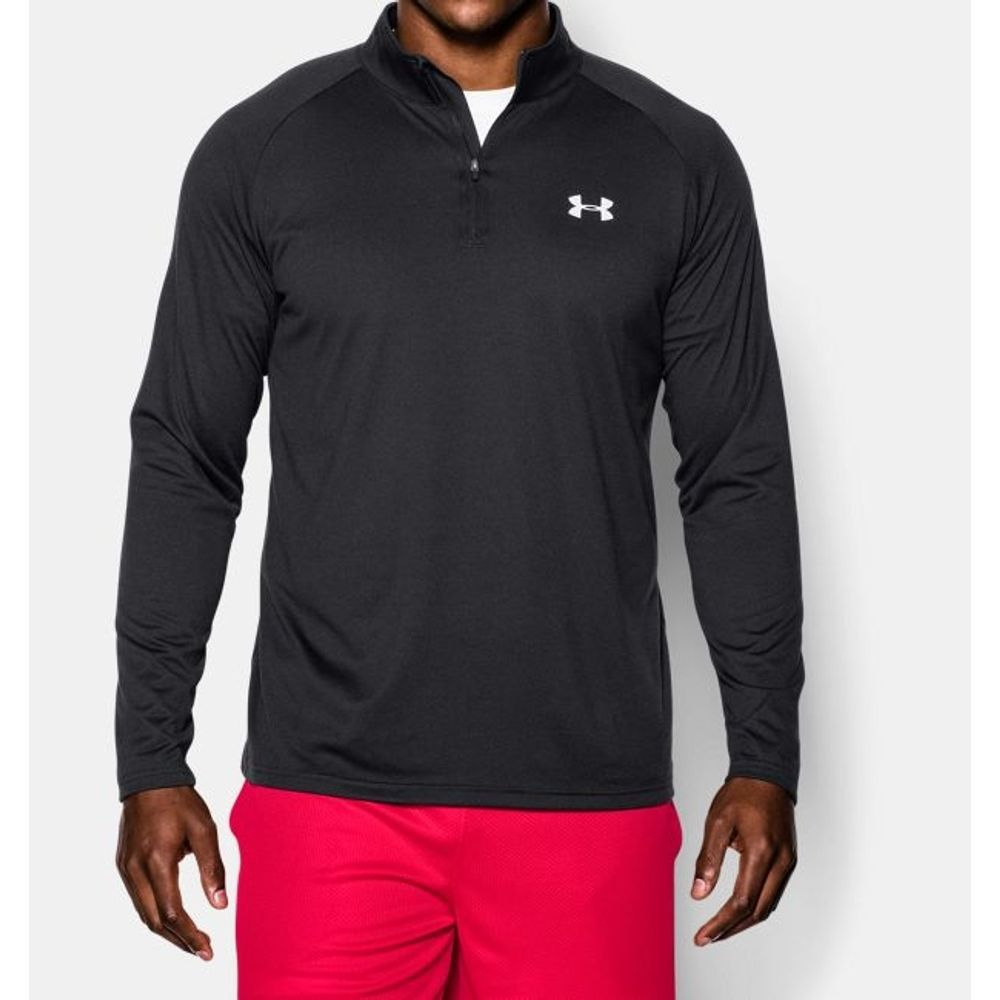 0465b321 Under Armour Men's Tech 1/4 Zip Long Sleeve Shirt 1242220. 1242220-003-2;  1242220-003-3; 1242220-003-4. Sale Price: $ 39.99 $ 34.99ou 1x de $ 34.99