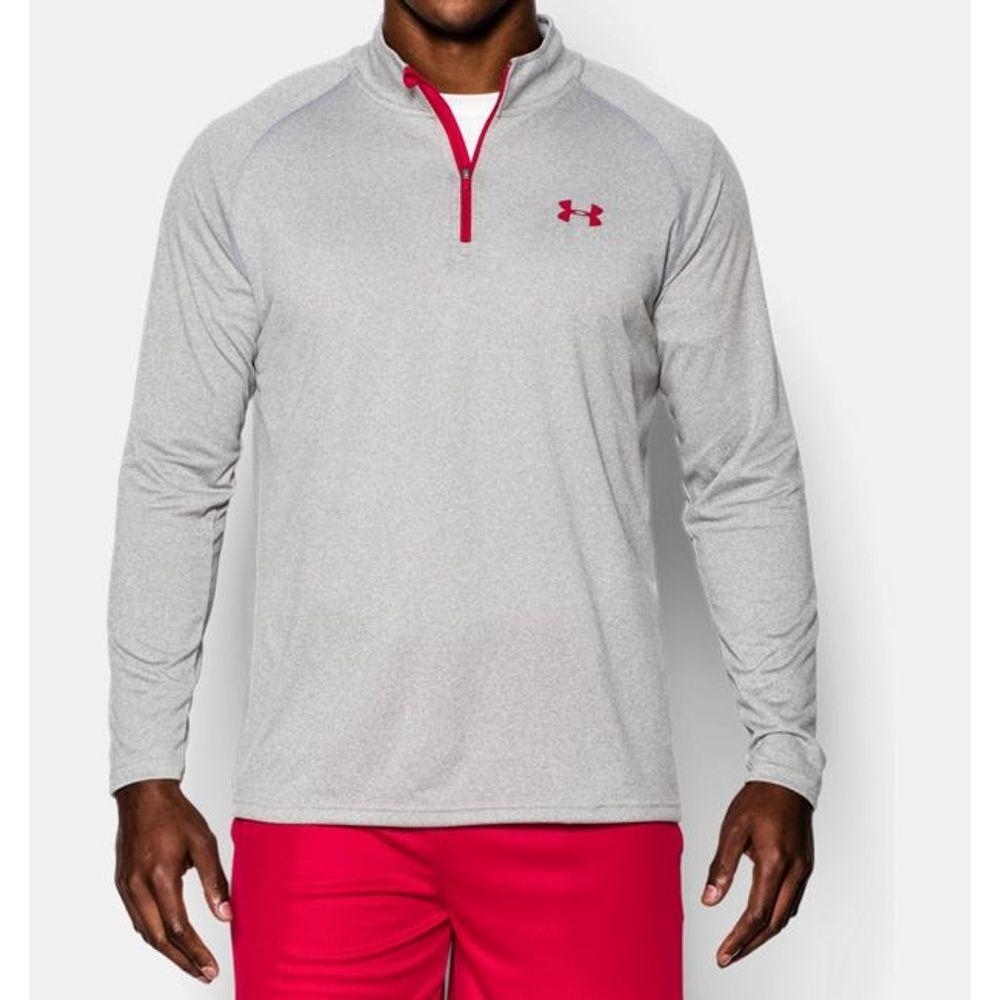 c6b15d42 Under Armour Men's Tech 1/4 Zip Long Sleeve Shirt 1242220 - DEGuns