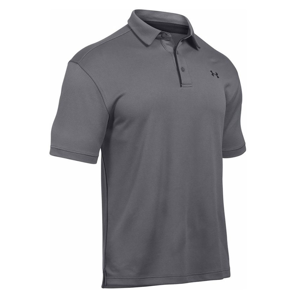 e5d97eb88 Under Armour Men's New Tech Polo Shirt. 1290140-040-2