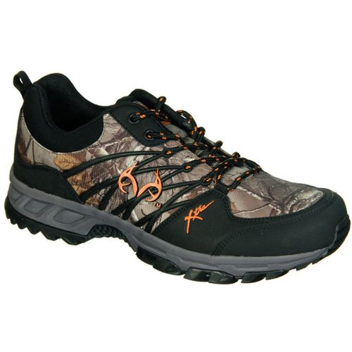 7d4b7cd1cf7a8 RealTree Outfitters Men's Bobcat Black Athletic Shoes