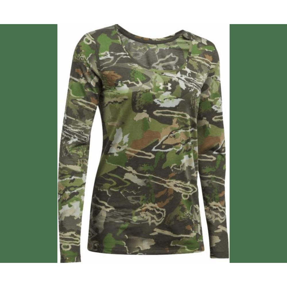 Under Armour Womens Early Season Long Sleeve