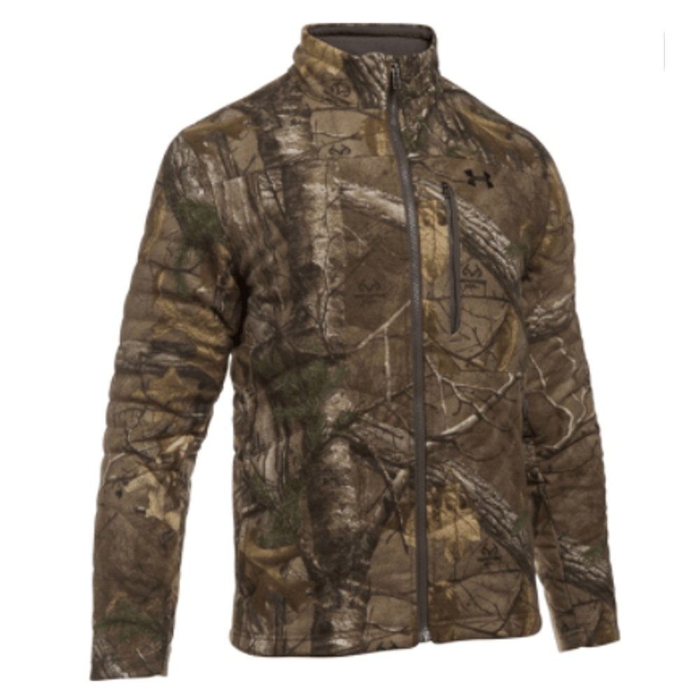 d23f79600b512 Under Armour Men's UA Stealth Extreme Wool Insulated Jacket Acrylic/Wool.  1297437-943- ...