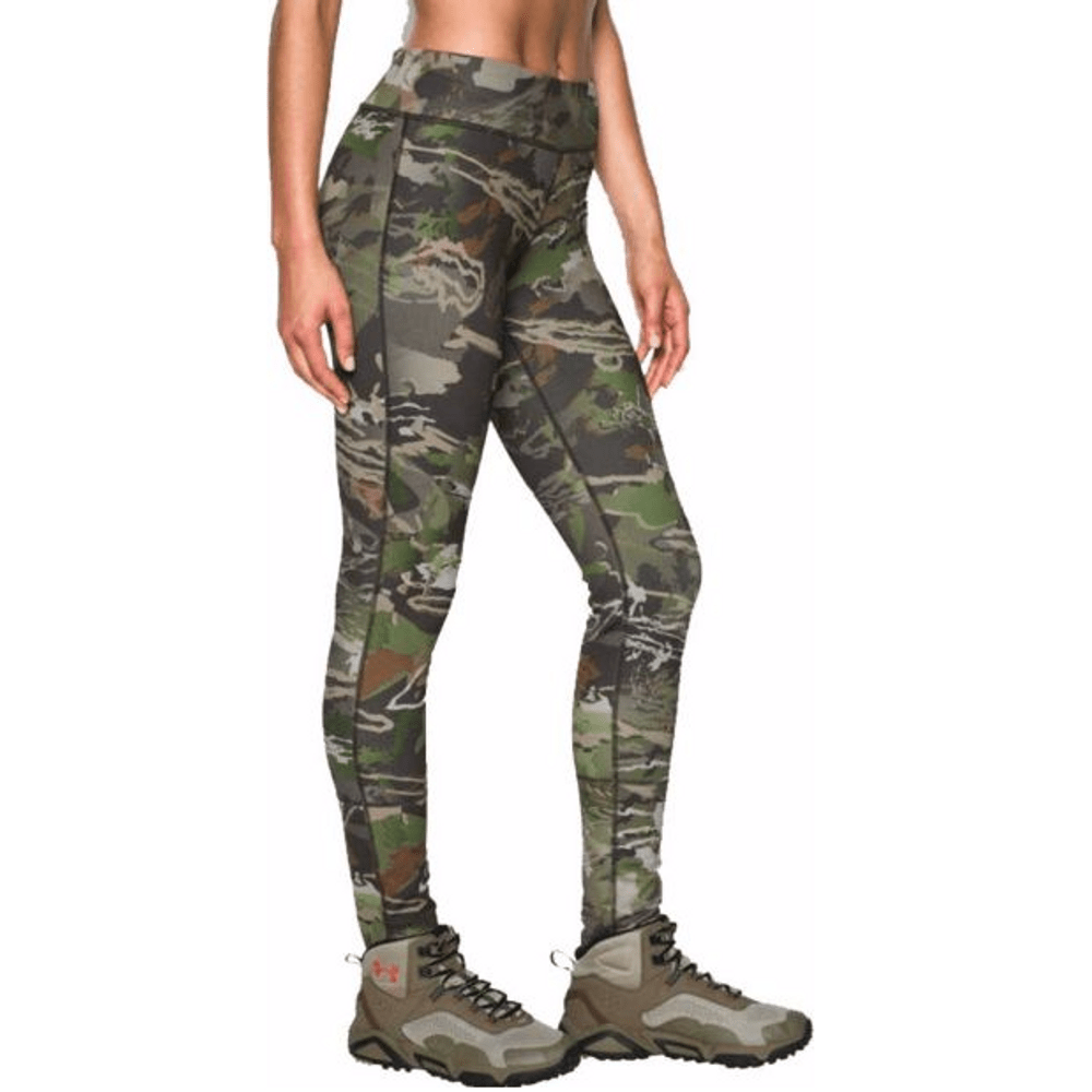 1b7c05784c2158 Under Armour Women's Tevo Hunting Leggings. 1282705-944-2