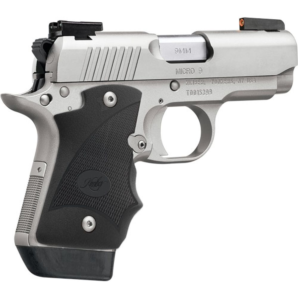 Kimber Micro 9 Stainless Dn 9mm 3300193 Dk Firearms