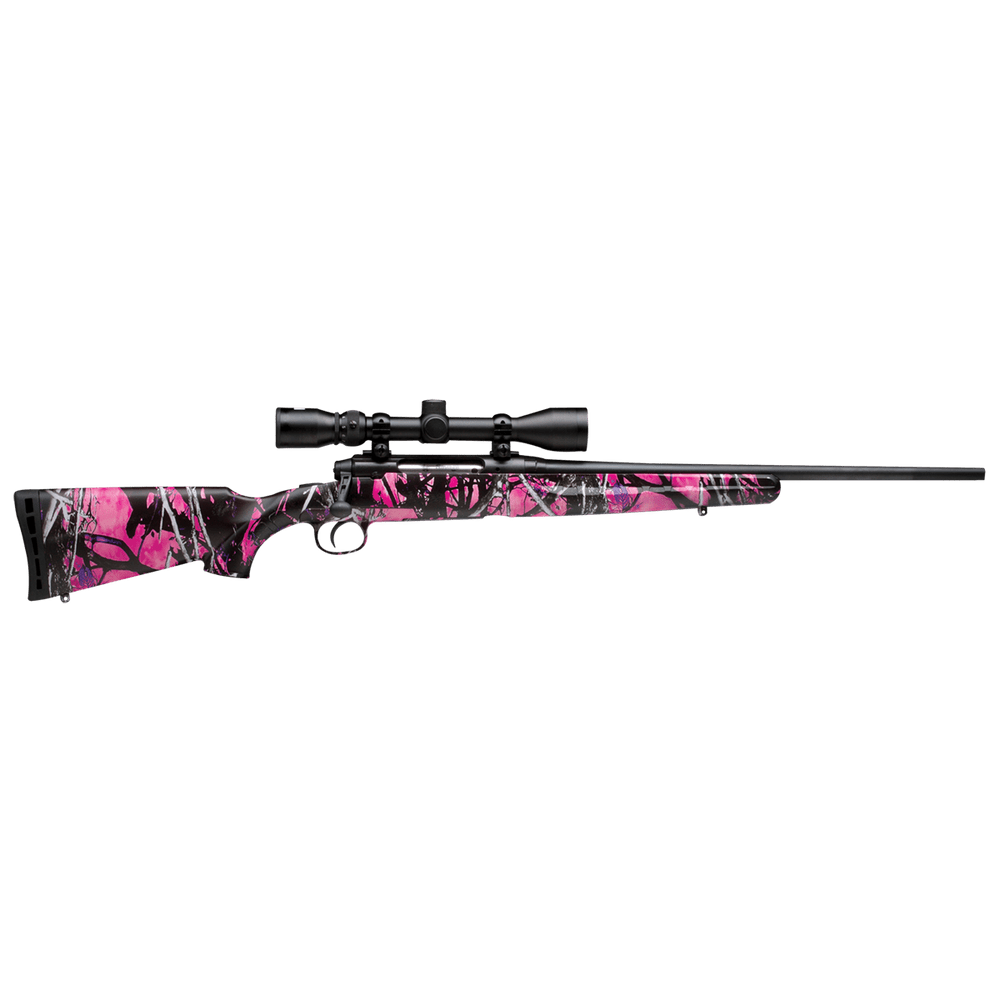 SAVAGE 19976 AXIS XP YOUTH WITH SCOPE BOLT 243 WINCHESTER 20