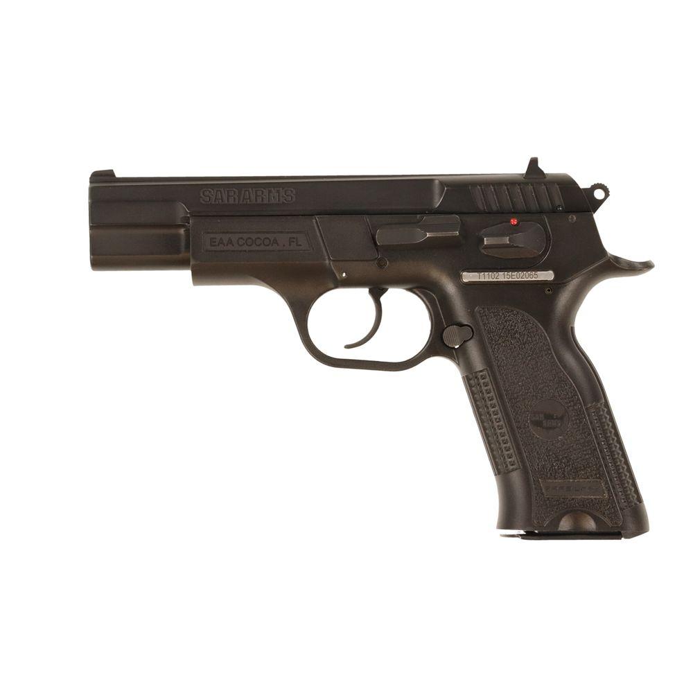Pre-owned Sar B6P 9mm pistol in case used2065 - DEGuns
