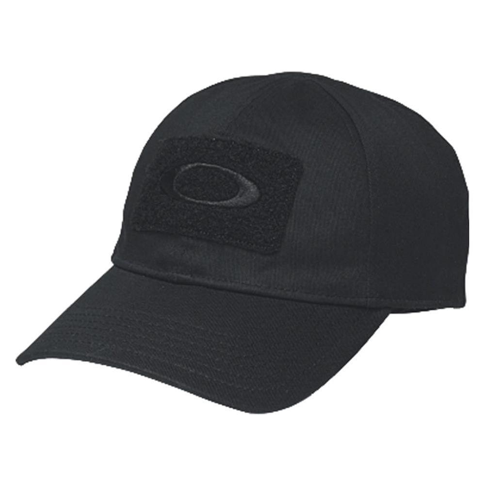 competitive price 4e77e 65a07 Oakley SI Cotton Hat - Black. 911630-001-2