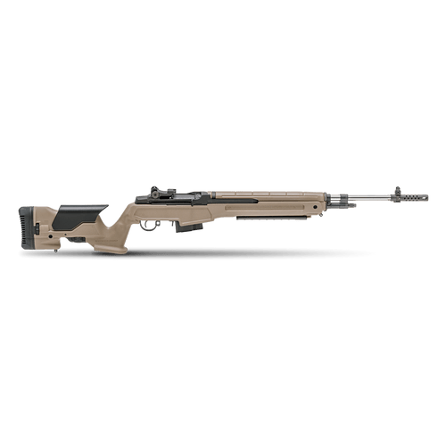 Springfield Armory Loaded M1A Semi Auto Rifle 6 5 Creedmoor 22