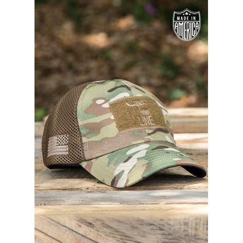 the best attitude 9f233 396dc 9 Line Dropline - American Made Mesh Back Hat - Multicam