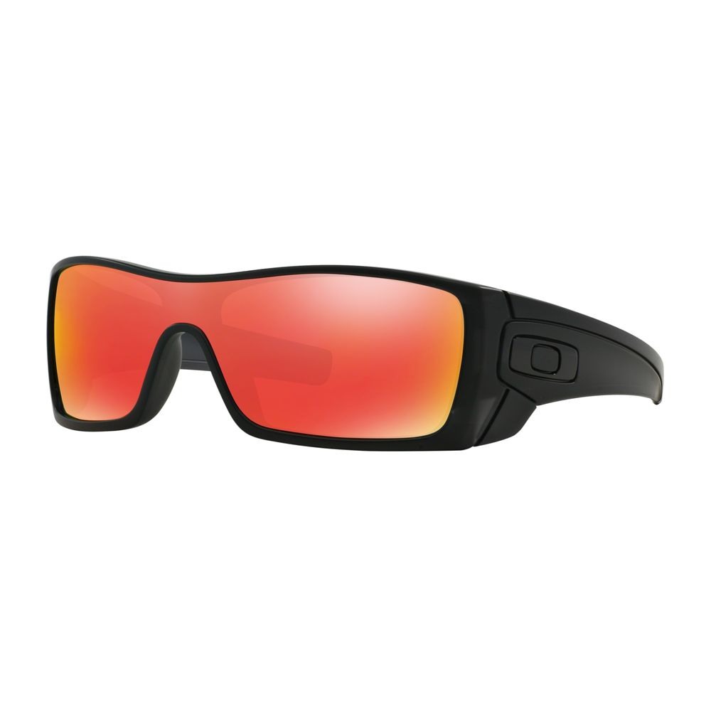 3fa7776c3d Oakley Batwolf Matte Black Ink w Ruby Iridium OO9101-38 - DEGuns