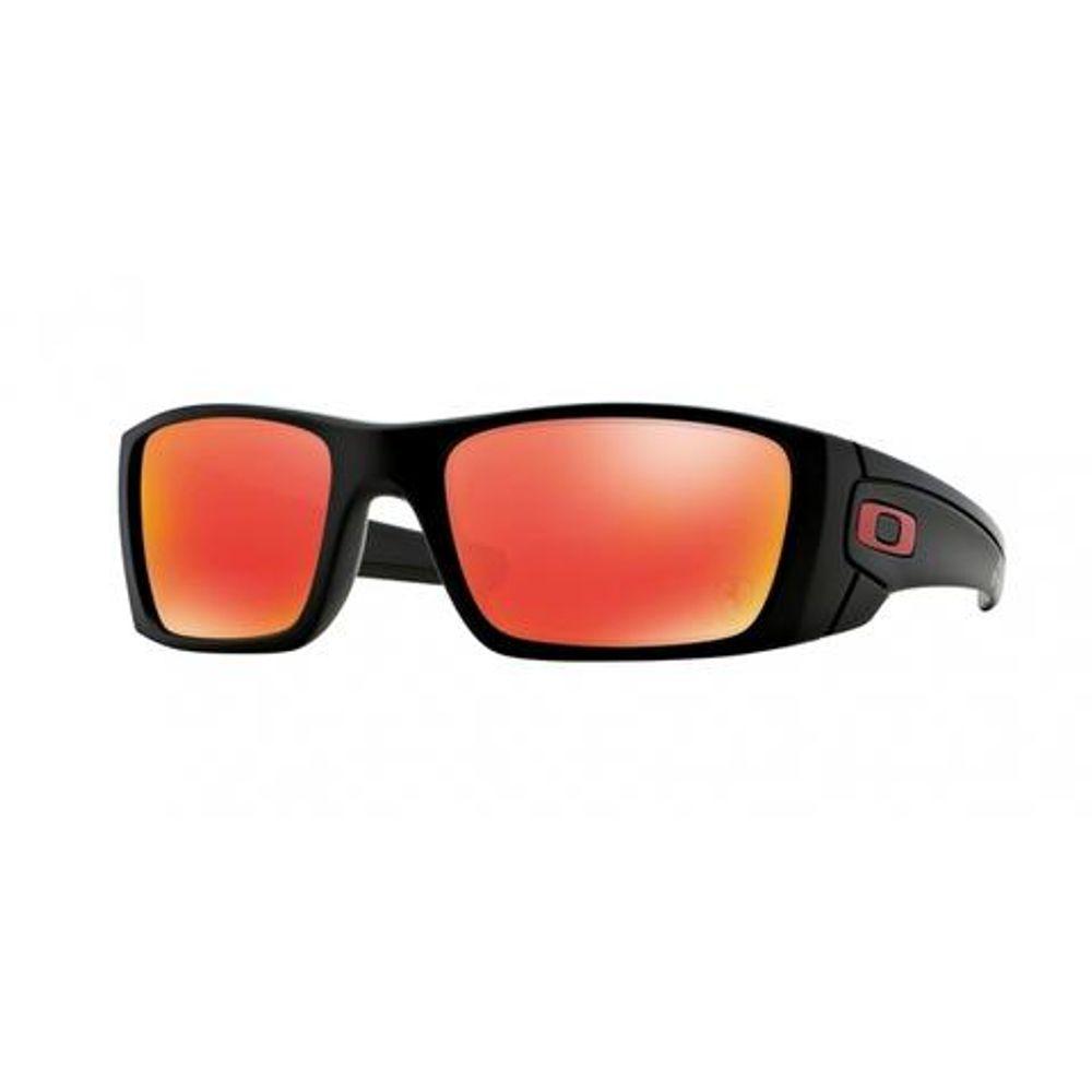 5749d68f0e Oakley Scuderia Ferrari Fuel Cell Sunglasses OO9096-A8 Matte Black ...