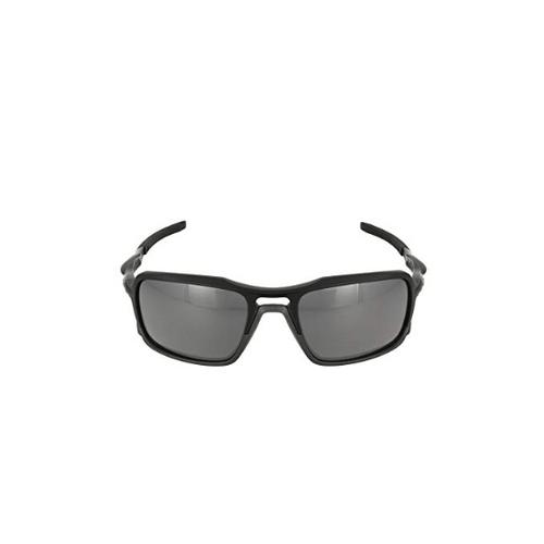 ef28ca470b Oakley Triggerman Sunglasses OO9266-01 Matte Black   Black Iridium - DEGuns