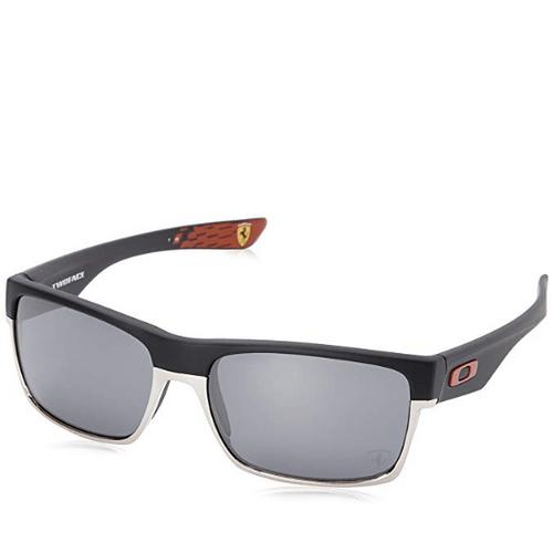 Oakley Sunglasses Two Face Matte Black W  Black Iridium Oo9189-20 ... 0ecba74a40