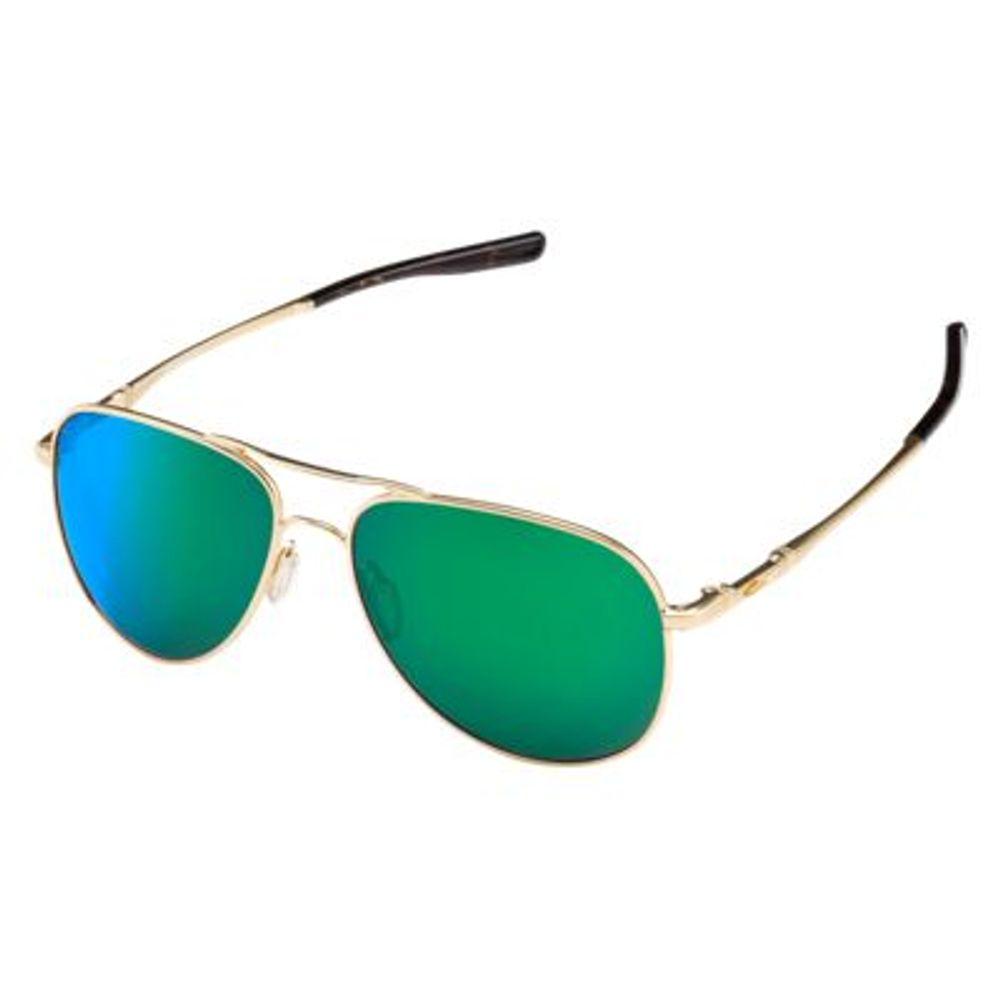 7bd0a533ef Oakley OO4119-03 Elmont Aviator Sunglasses-Men Sunglasses - DEGuns