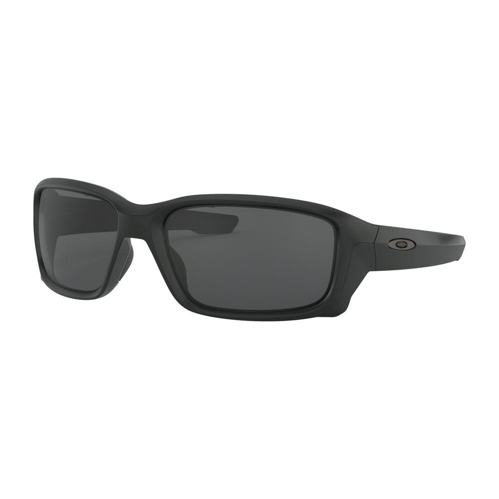 5e81b6f2b8 Oakley OO9331-02 Straightlink Men s Black Frame Grey Lens 58mm ...
