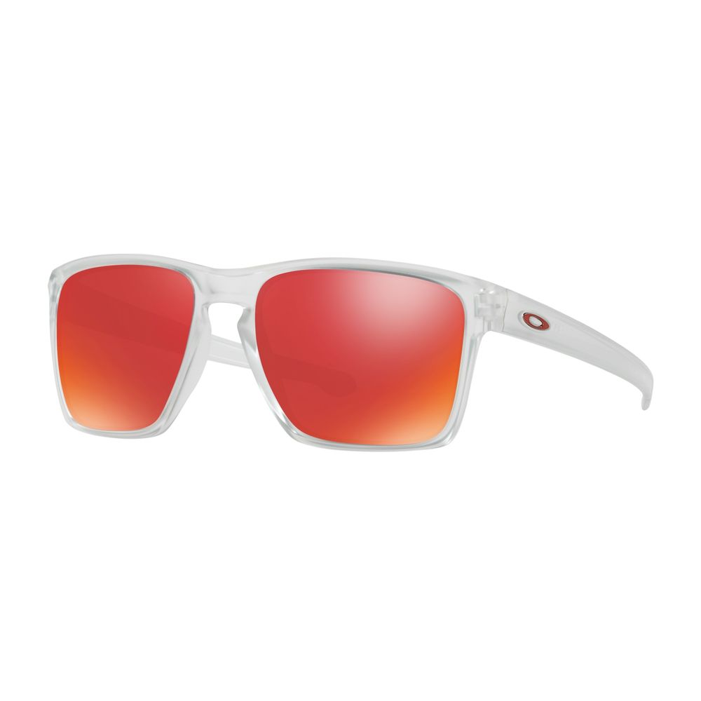 e5debd51f6 Oakley Sliver Xl Oo9341-09 Sunglasses - Matte Clear torch Iridium. 1  1  1   1  1.   140.00ou 1x de   140.00