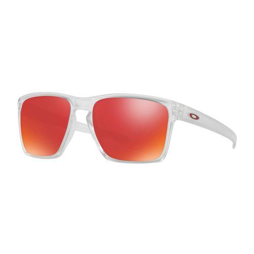 81fa31059f Oakley Sliver Xl Oo9341-09 Sunglasses - Matte Clear torch Iridium