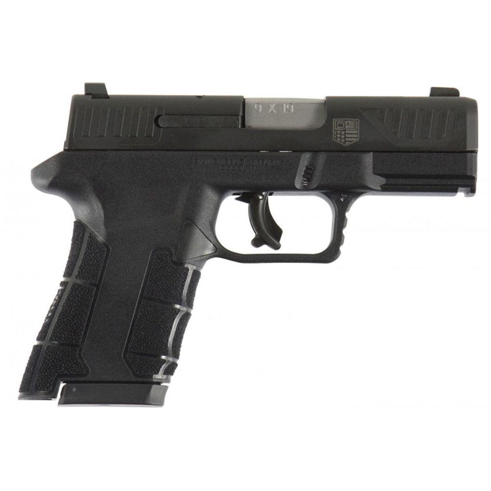 Diamondback DBAM29 Sub-Compact 9mm Luger Double 3 5