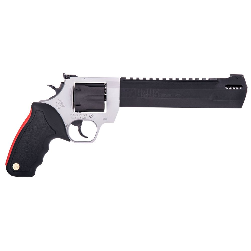 Taurus 44 Raging Hunter Single/Double Stainless  44 Mag 8 375-inch 6Rds -  2-440085RH