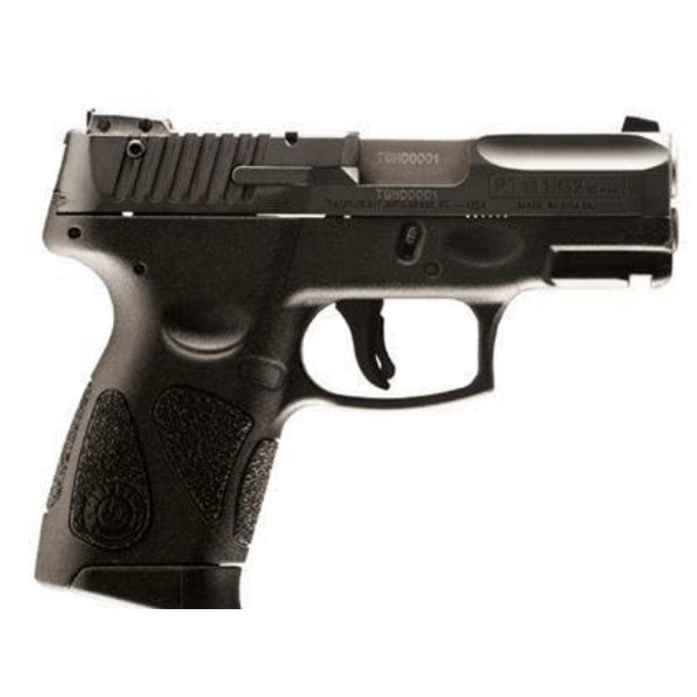 Taurus 1-111031G2-12L Millennium PT111 G2 9mm Polymer Grip