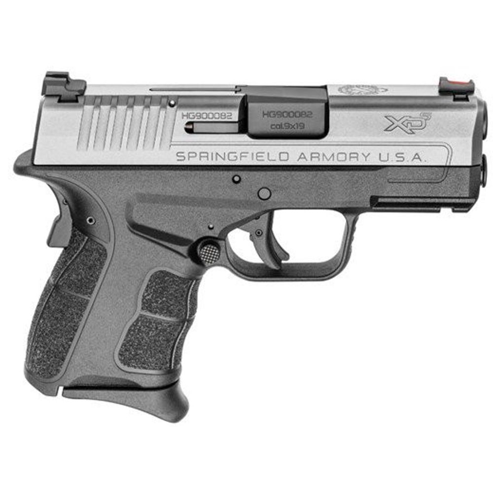 Springfield Armory XD-S Mod 2 9mm Luger Double 3 3