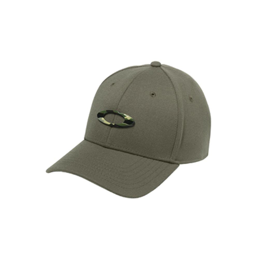 huge discount 75d0e 5e504 Oakley Tincan Hat Worn Olive Graphic Camo. 1