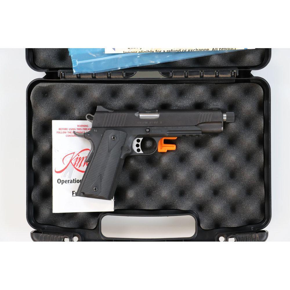 Pre-owned New In The Case Kimber Custom TLE/RL II(TFS) 9mm - usedkf290800