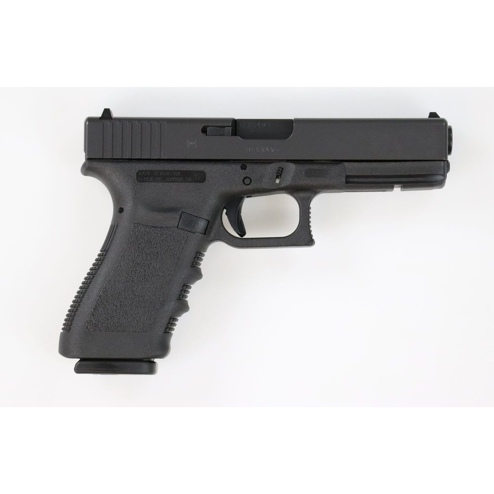 Pre-owned Glock 20 10mm Pistol Looks New - usedbecn495
