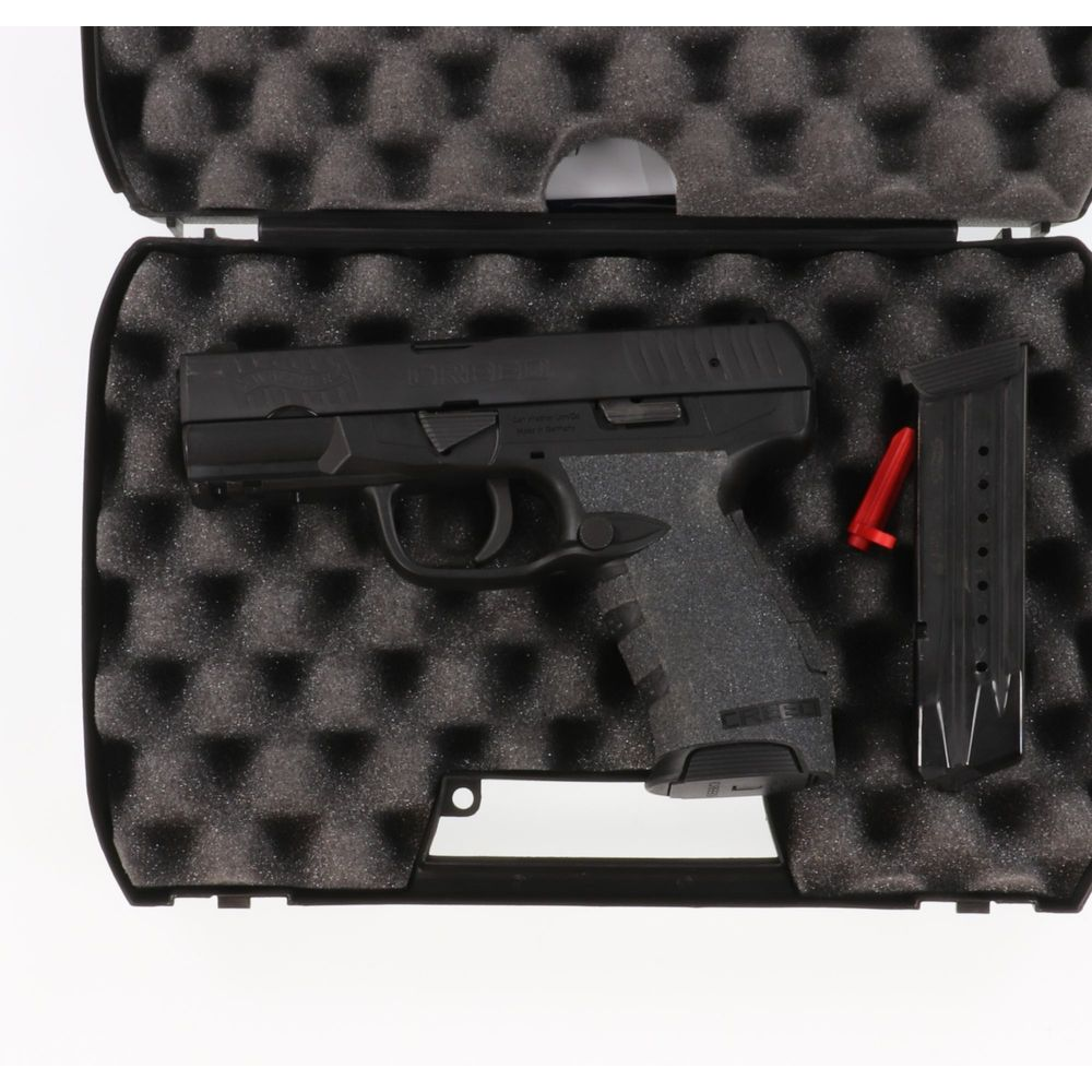 Pre-owned Walther Creed 9mm Pistol - useddefck8782