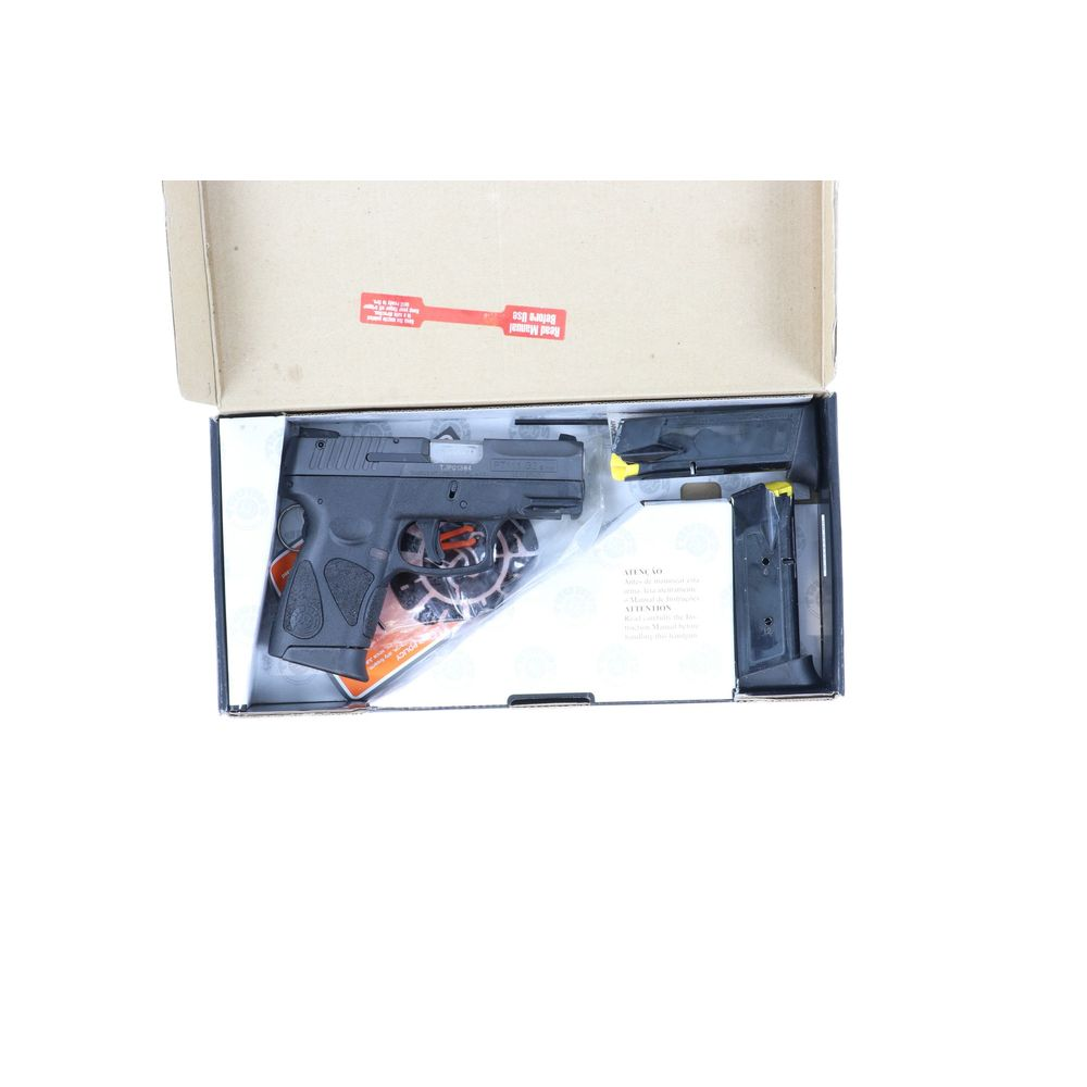 Pre-owned Taurus PT111G2 In Box 3 Magazines - usedtjp01384