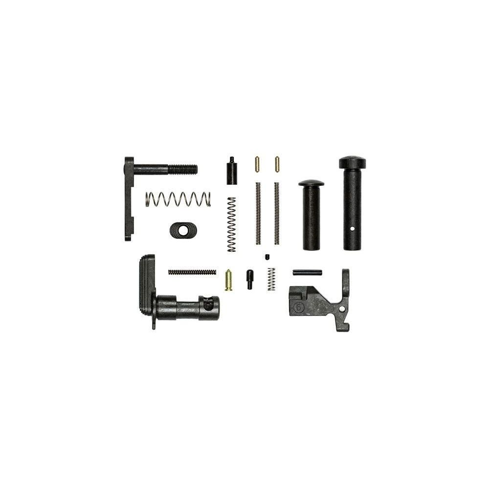 Aero Precision Ar 15 Lower Parts Kit No Fcg Pistol Grip Triggerguard Deguns